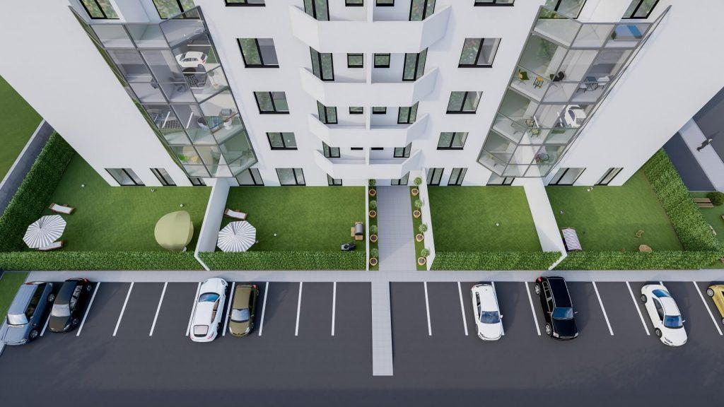 apartament 4 camere gradini mari iasi