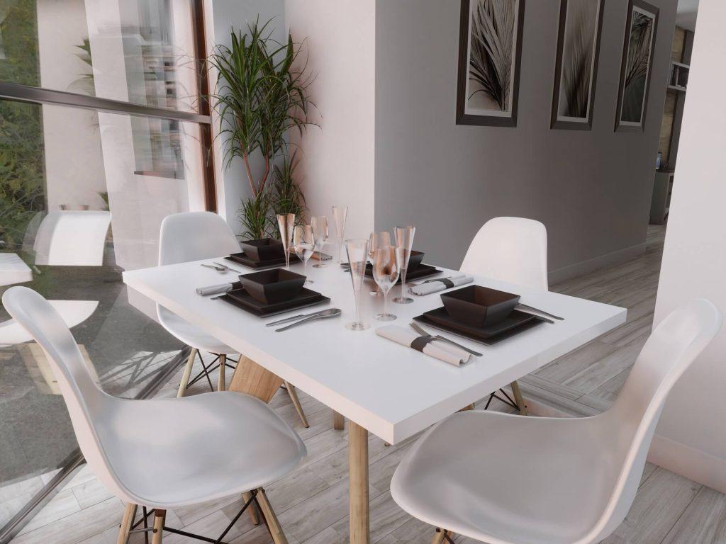 mobilier ap 2 camere moderne