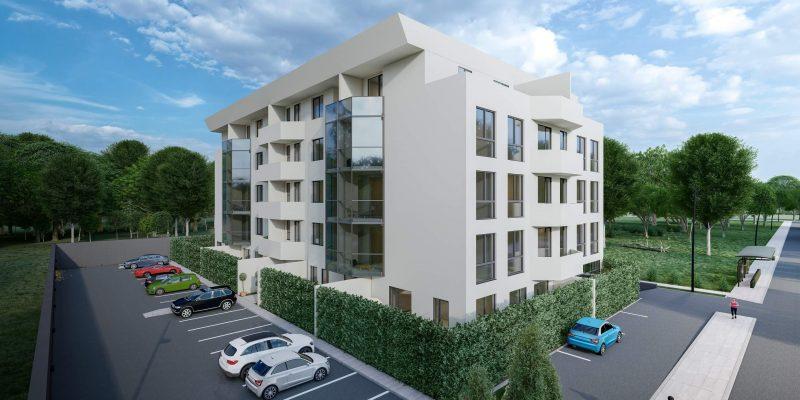 bloc apartamente moderne copou iasi