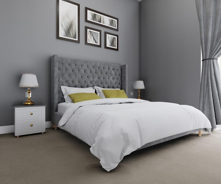 cum alegem un pat pentru dormitor