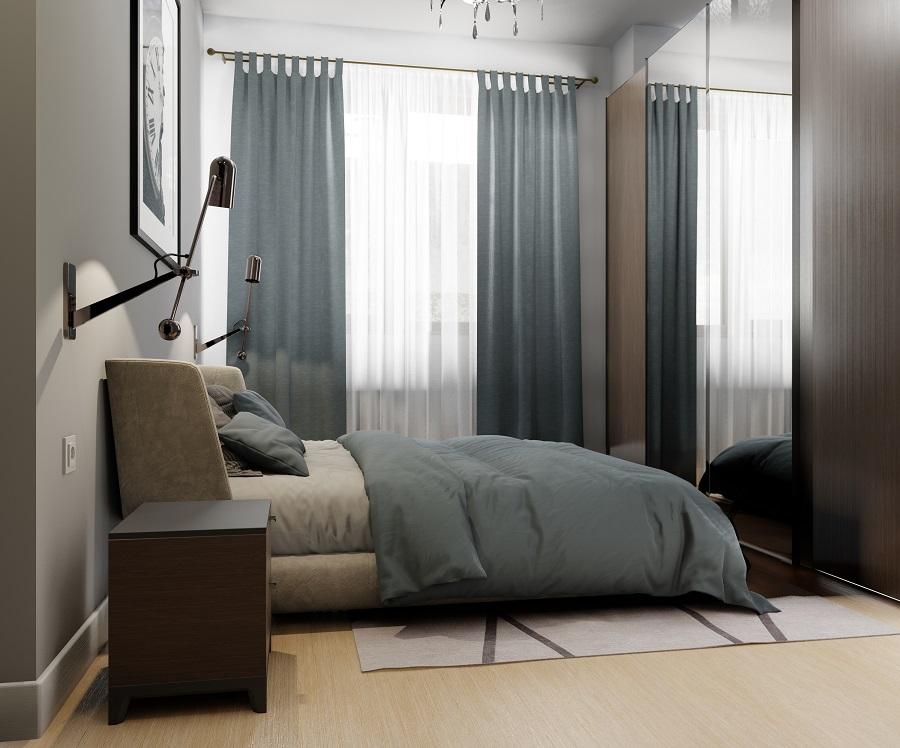 cum decoram dormitorul in apartament