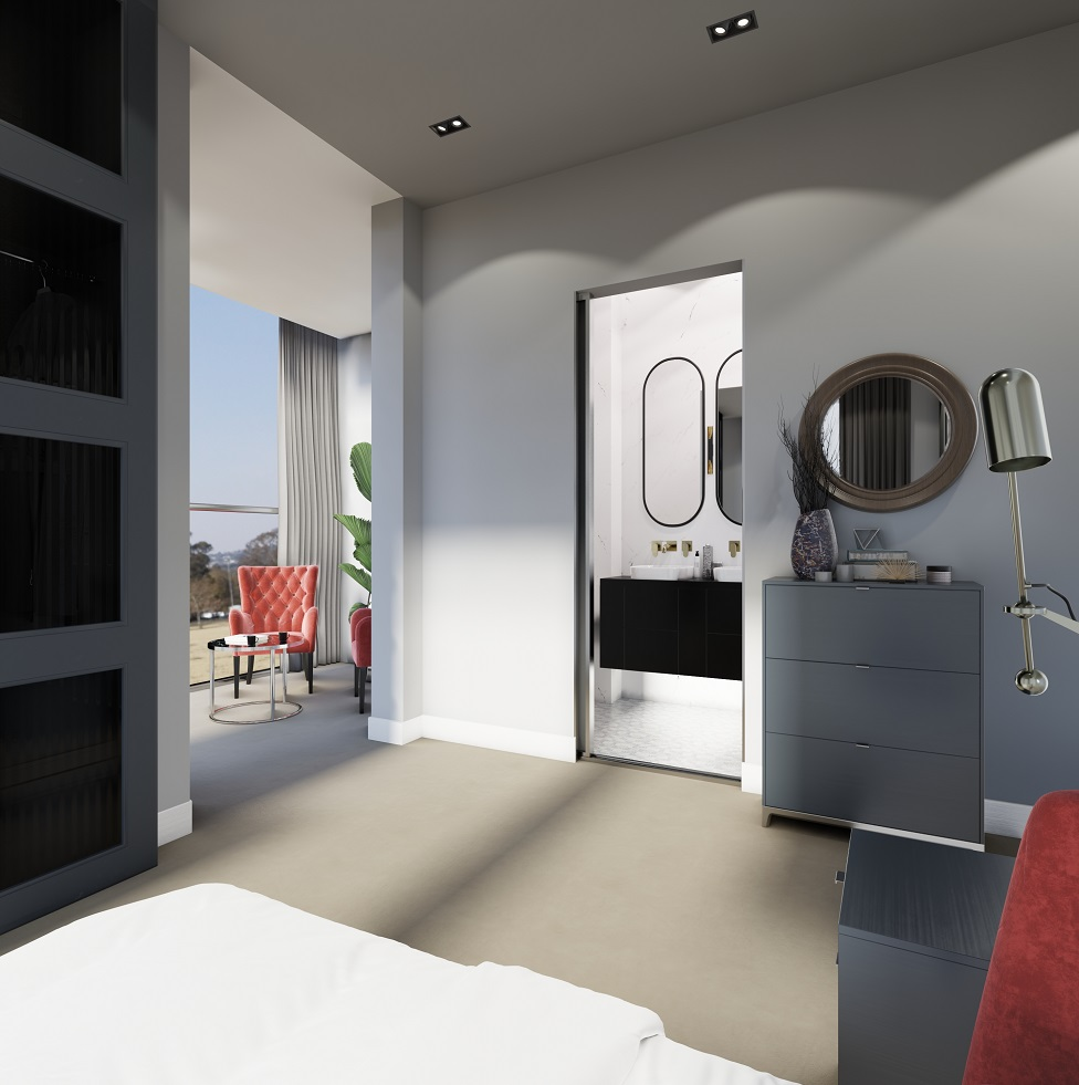 apartament modern la the pearl iasi