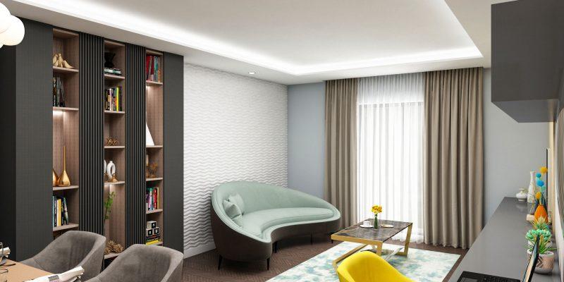 sufragerie superba apartament 3 camere iasi copou